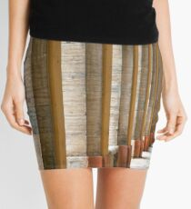 Columns And Arches Mini Skirt