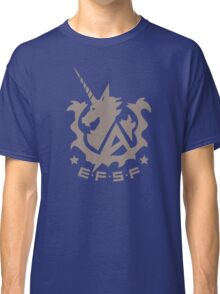 Earth Federation Space Force Classic T-Shirt