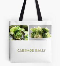 cabbage balls Tote Bag