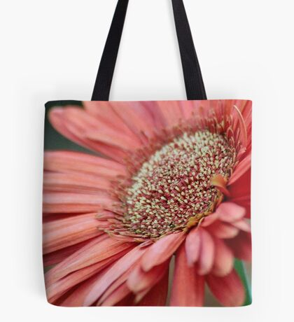 GERBERA IN PINK Tote Bag