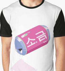 D.VA • SALZ Grafik T-Shirt