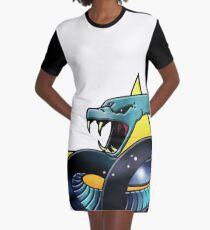 Clan star adder Graphic T-Shirt Dress