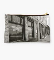 The Commercial Hotel  Studio Pouch