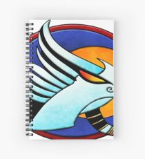 clan ice hellion Spiral Notebook