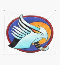 clan ice hellion Wall Tapestry