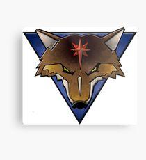clan coyote Metal Print