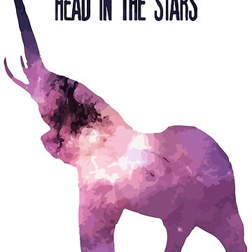Head In The Stars by Aerospace