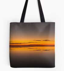 Infinity reflections - Lake Eyre Tote Bag