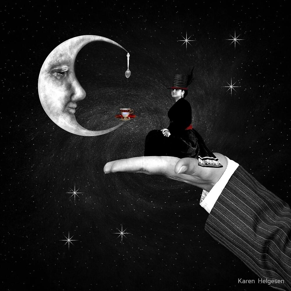 Moon Brewed... by Karen  Helgesen