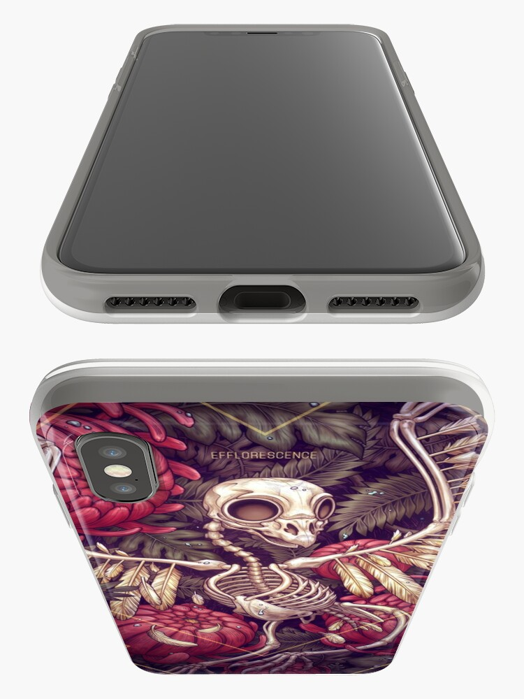 Alternate view of EFFLORESCENCE  iPhone Case & Cover