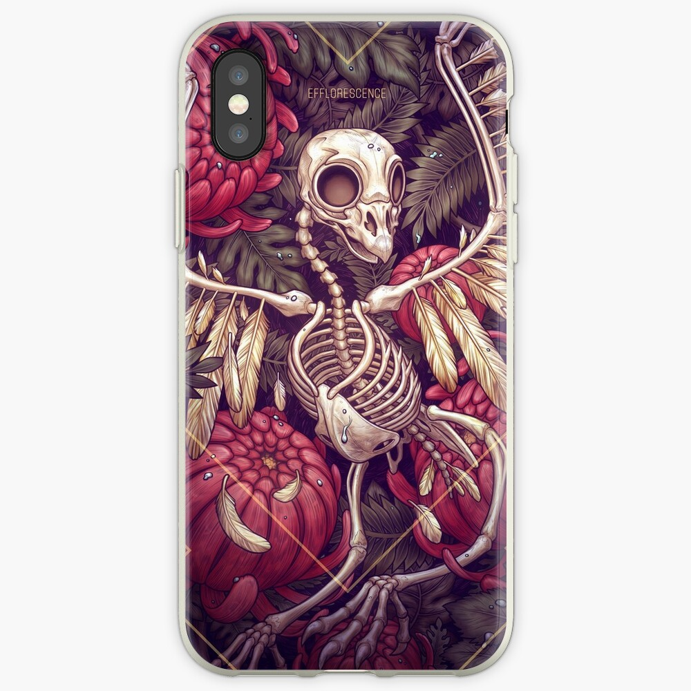 EFFLORESCENCE  iPhone Case & Cover