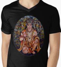 Hanuman Men's V-Neck T-Shirt