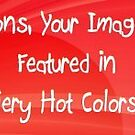 Fiery Hot Colors Banner Challenge by plunder