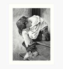 Littleboy Art Print