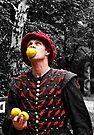 The Juggler by Ryan Davison Crisp