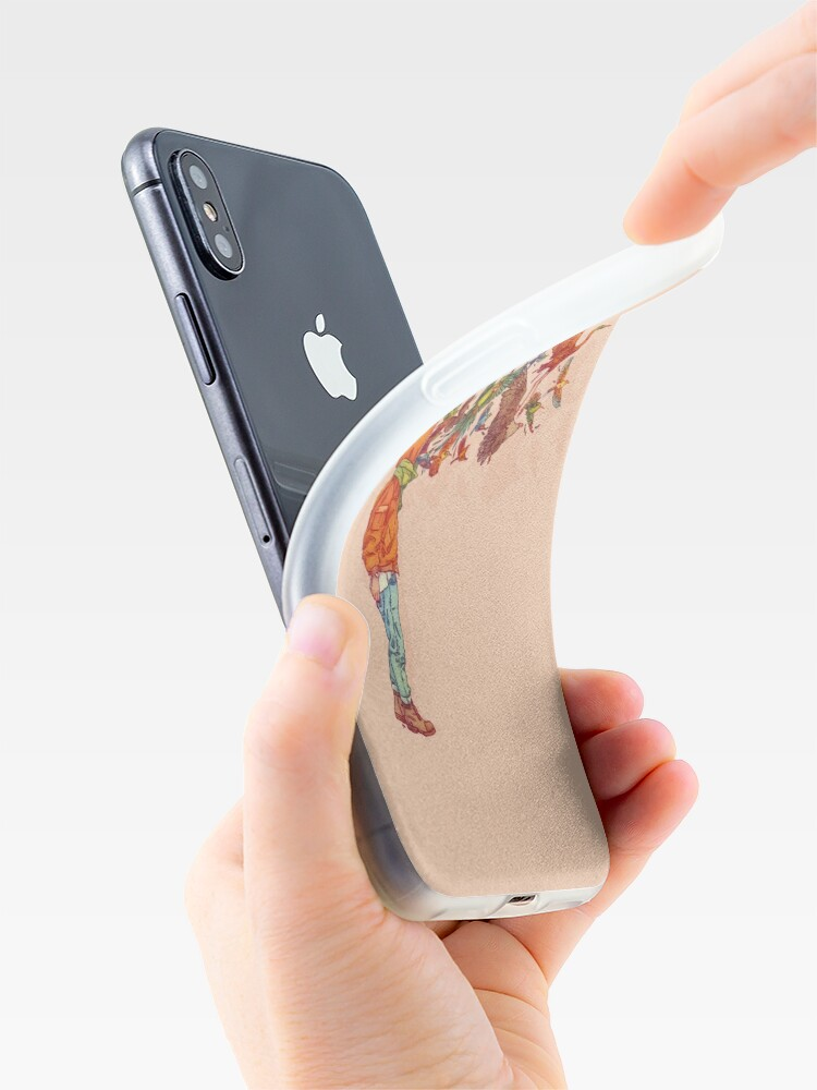 Alternate view of ENVOL iPhone Case & Cover