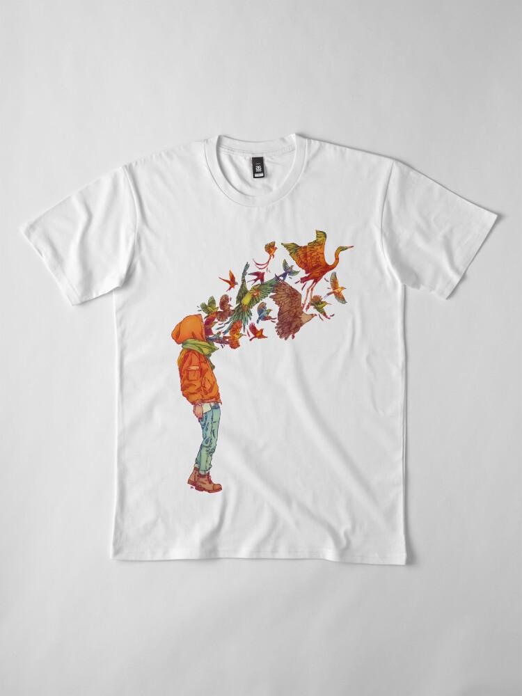 Alternate view of ENVOL Premium T-Shirt