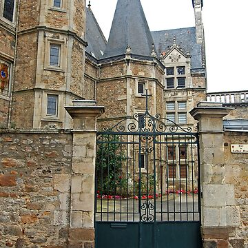 bishopric of Le Mans by DiamondCactus