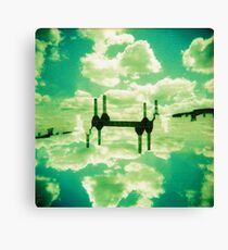 Dream of things that never were Canvas Print
