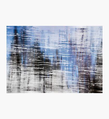 Ice, ice Photographic Print