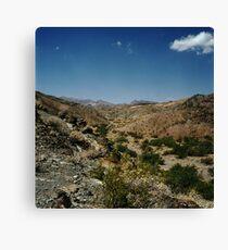 Black Canyon of the Colorado (8/28/2010) Canvas Print