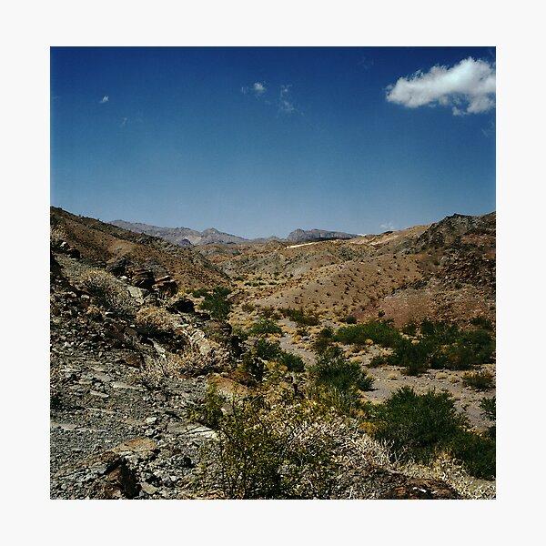 Black Canyon of the Colorado (8/28/2010) Photographic Print