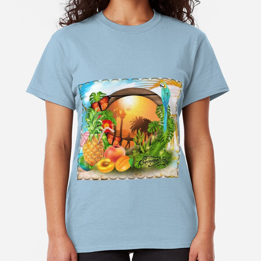 It's Summertime Classic T-Shirt