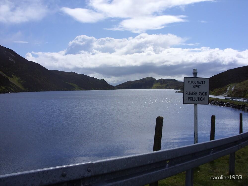 donegal lake by caroline1983