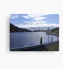 donegal lake Metal Print