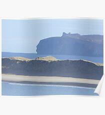 donegal coastline Poster