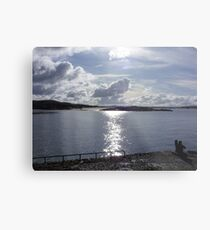 donegal  Metal Print