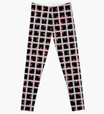 #Design, #punt, #art, #abstract, square, pattern, illustration, vector, modern Leggings