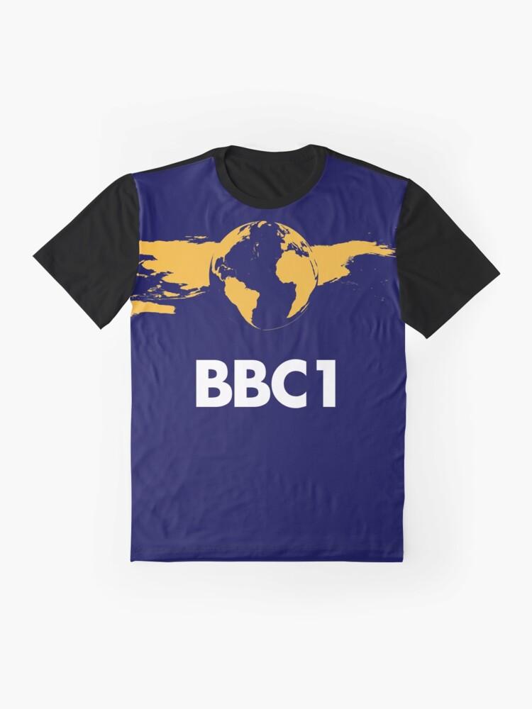 Alternate view of NDVH 1970s mirror globe Graphic T-Shirt