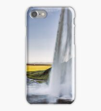 Seljalandsfoss iPhone Case/Skin