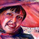 A Portrait A Day 12 - Sveta by Yevgenia Watts