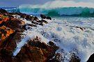 Wyadup Surf Hazard 5 by Miles Moody