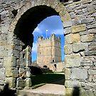 Richmond Castle by Oz Foster