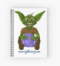 TeddyThuft Spiral Notebook