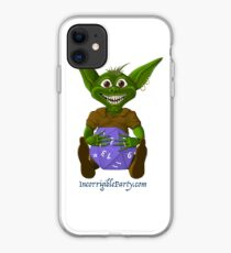 TeddyThuft iPhone Case