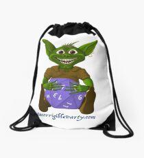 TeddyThuft Drawstring Bag