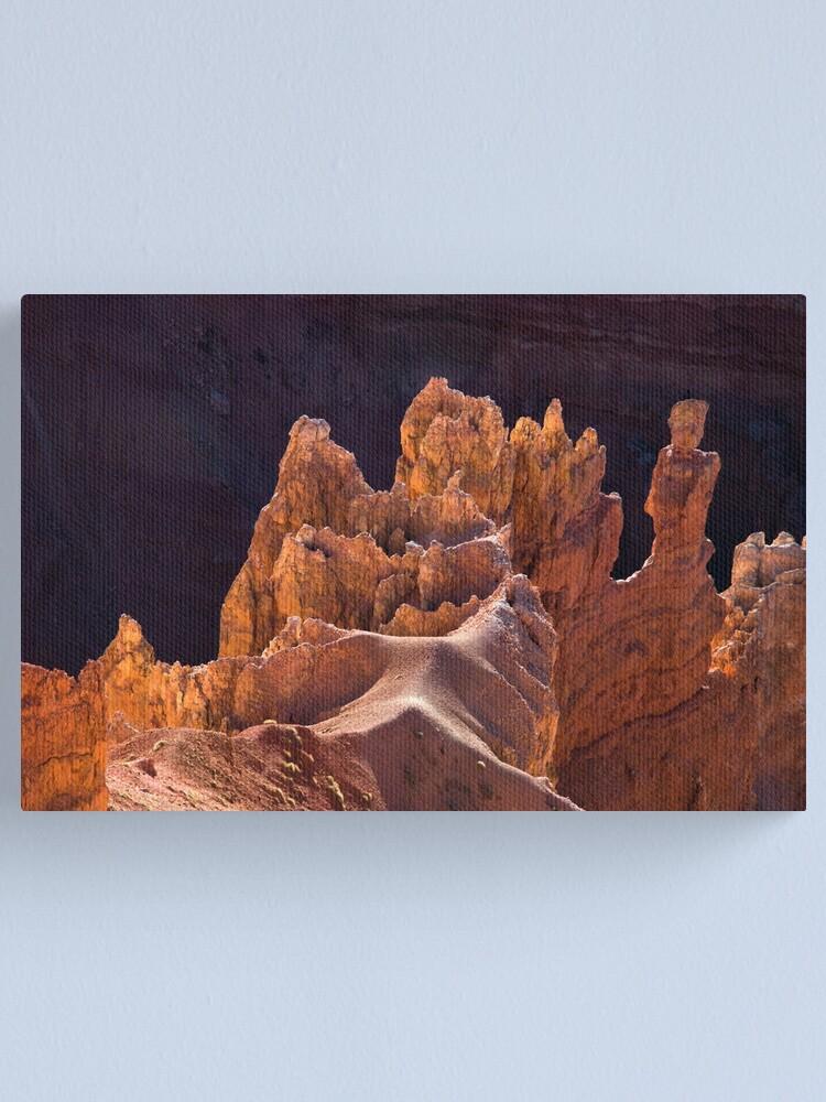 Alternate view of Graven Image Canvas Print