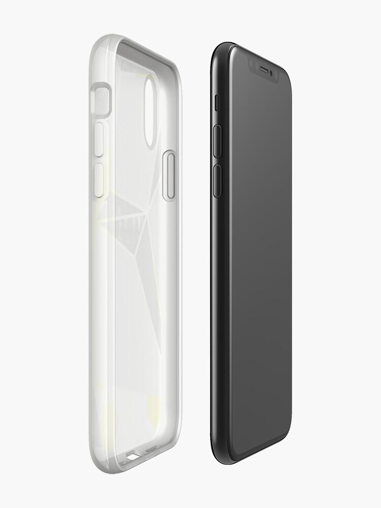 Alternative Ansicht von Fraktur iPhone-Hülle & Cover