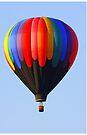 Hot Air Balloon by Rachel Stickney