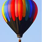 Hot Air Balloon by Rachel Stickney