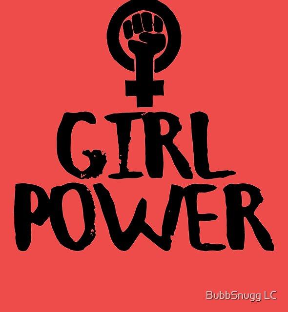 Frauenpower von BubbSnugg LC