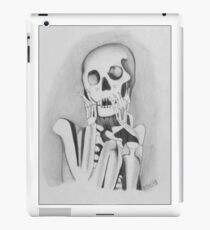 Skeleton iPad Case/Skin