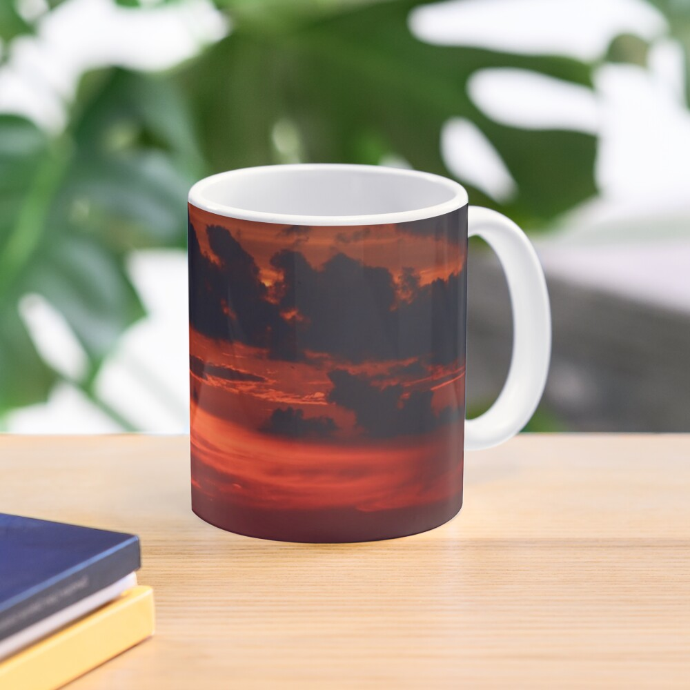 Virginia Beach Sunset Mug