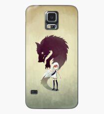 Funda/vinilo para Samsung Galaxy Hombre-lobo