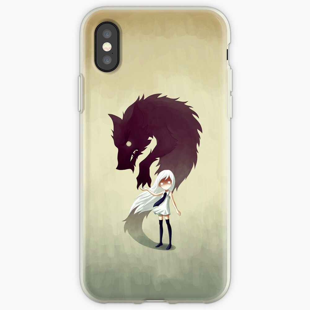 Werewolf iPhone Case & Cover