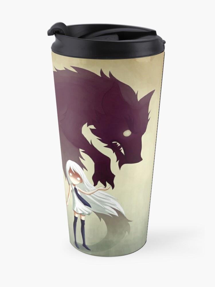 Alternate view of Werewolf Travel Mug